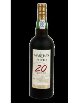 Martha's Porto 20 years