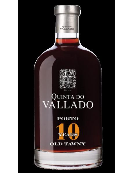 Quinta do Vallado Porto Tawny 10 anos
