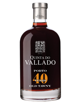 Quinta do Vallado Tawny Porto 40 ani