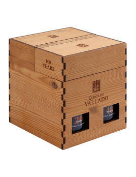 Quinta do Vallado Tawny Porto 100 years