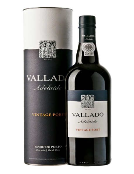Quinta do Vallado Adelaide Porto Vintage 2015