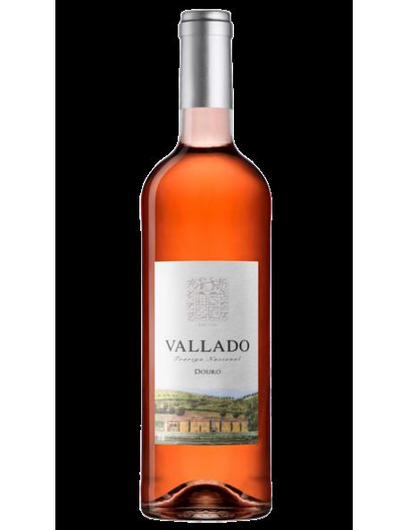 Quinta do Vallado Touriga Nacional Rosé 2016