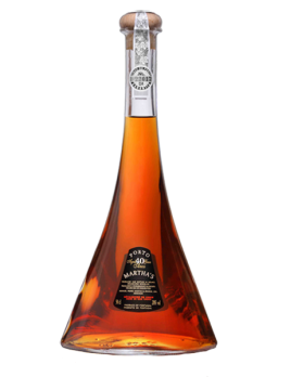 Martha's Tawny Porto Decanter 40 ani