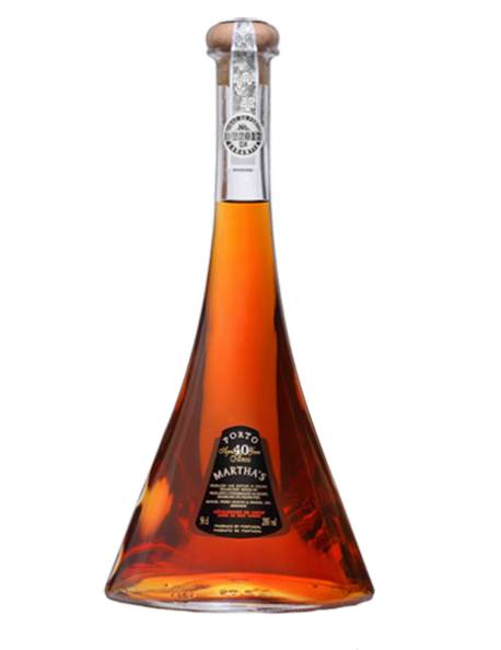 Martha's Tawny Porto Decanter 40 anos