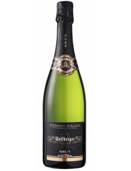 Wolfberger - Crémant d'Alsace BdB Brut