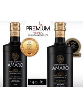 Casa de Santo Amaro - 2x PRAEMIUM - Ulei de Masline Extravirgin