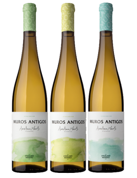 Anselmo Mendes Trilogie Vinho Verde