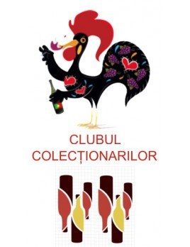 Clubul Colecționarilor 6 sticle