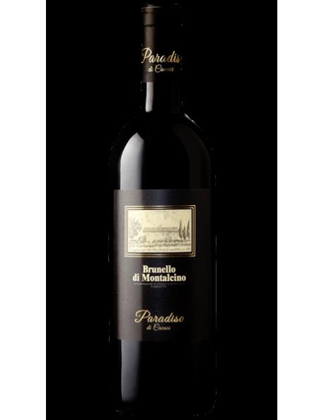 Paradiso di Cacuci - Brunello di Montalcino 2015