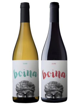Portugal Boutique Winery Boina Alb Rosu