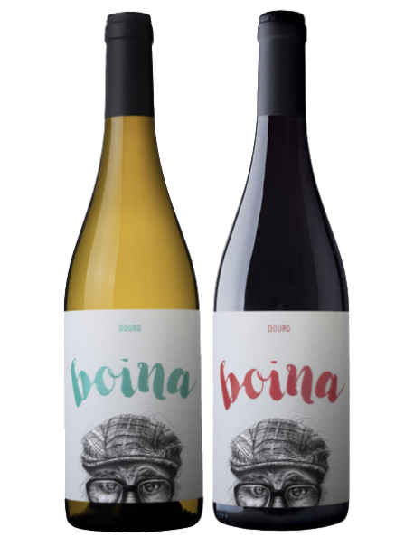 Portugal Boutique Winery - Boina Alb Rosu