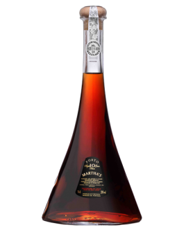 Martha's Porto Decanter 10 anos