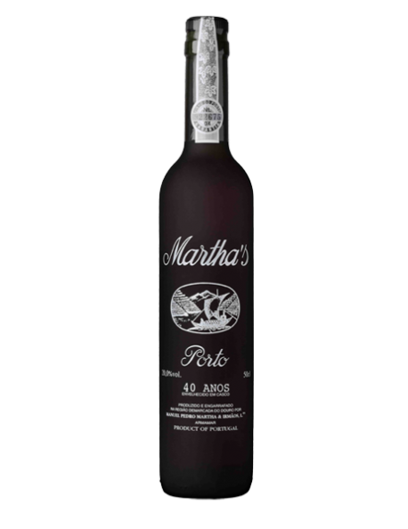 Martha's Porto Slim 40 years