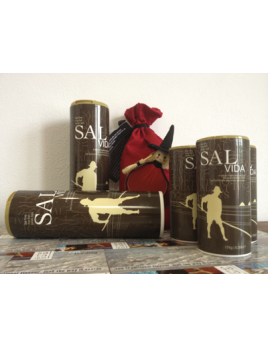 Traditional Sea Salt - SALVIDA