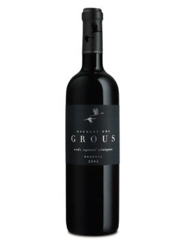 Herdade dos Grous Reserva Tinto 2010 - 1,5 l