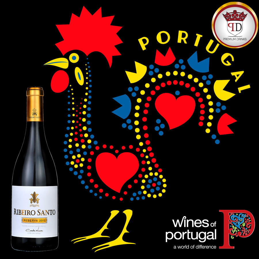 Magnum Wines - Ribeiro Santo Reserva 2012