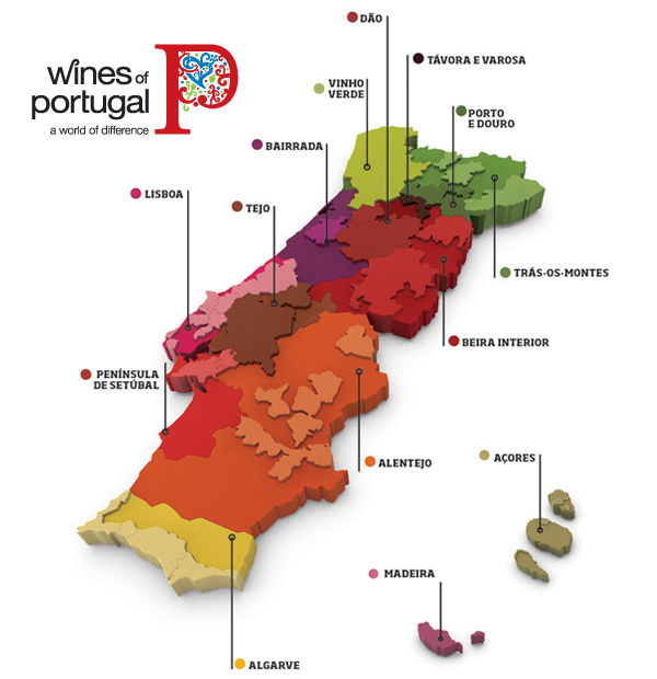 Wines of Portugal ... a world of difference !